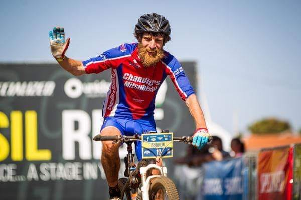 Andrew Howett of Gala CC – 24-hour solo MTB World Champion