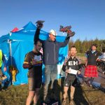 Neil Shepherd takes second place at Thistly cross cyclocross